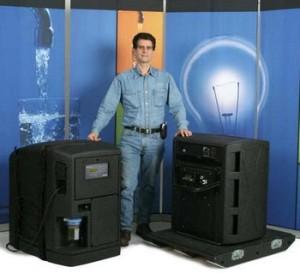 Dean Kamen Slingshot 2009 Update